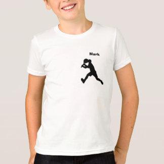 Camisa personalizada del tenis (muchacho)