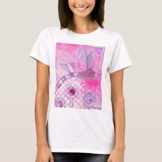 Camisa: Placer de la libélula Camiseta