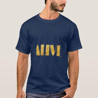 Camisa que dice vivo