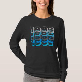 Camisa retra 1982