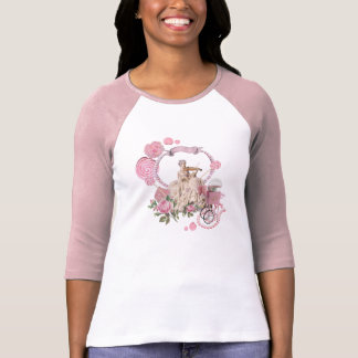 Camisa rococó de la melodía de Marshmellow