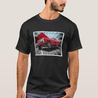 Camisa roja de la obra clásica del Lowrider de
