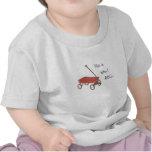Camisa roja del carro