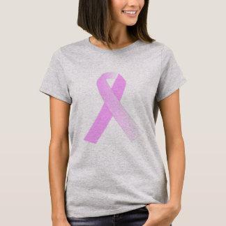 Camisa rosada de la conciencia del cáncer de pecho