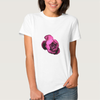 Camisa rosada del Peony