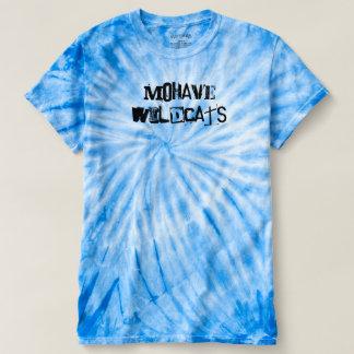 Camisa salvaje de los gatos monteses del Mohave