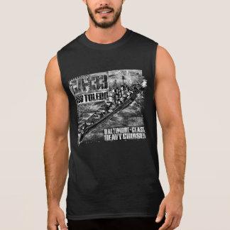 Camisa sin mangas de Toledo del crucero pesado
