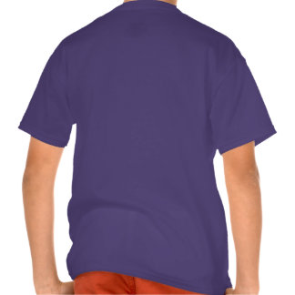 Camisa suave de los niños de Rover en púrpura