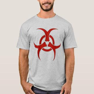 Camisa tailandesa de Midleton Muay del Biohazard