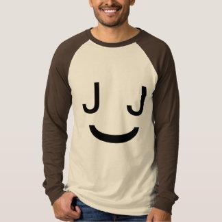 Camisa TAN feliz del comodín