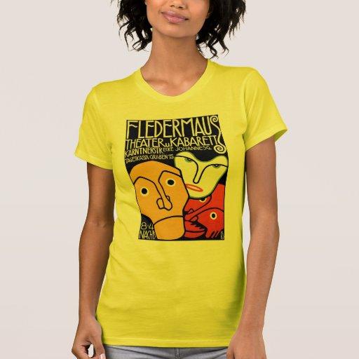 Camisa: Teatro y cabaret de Fledermaus Camiseta