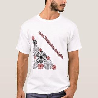 Camisa total del atletismo del esmero