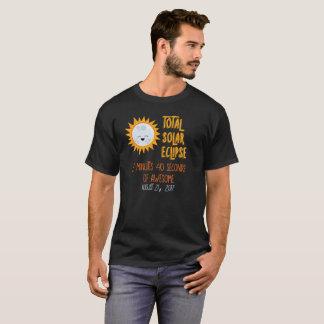 Camisa total trasera personalizada del eclipse