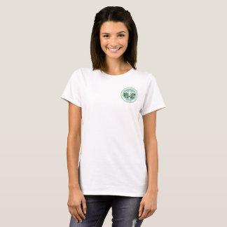 Camisa tradicional del logotipo de PWOC