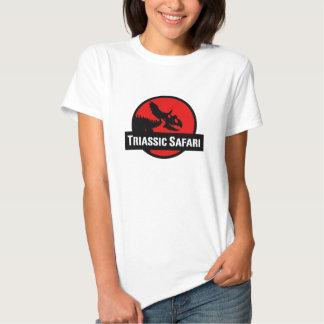 Camisa triásica del safari