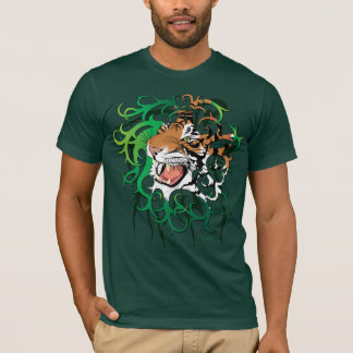 Camisa tribal del tigre 2