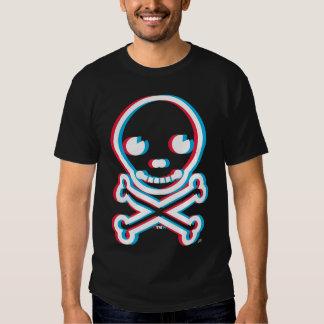 Camisa tridimensional de SkullKrush™ 30s