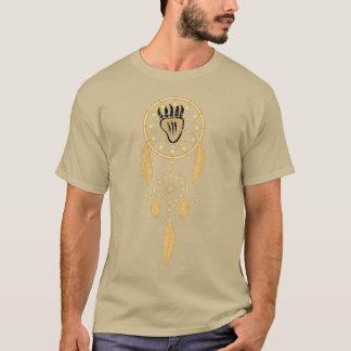 Camisa única de la garra de oso