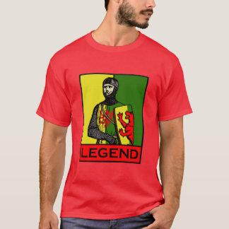 Camisa V1 de la leyenda del mariscal de Guillermo