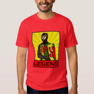 Camisa V2 de la leyenda del mariscal de Guillermo