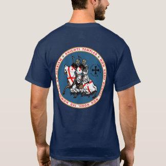Camisa V2 del sello de los caballeros de Templar