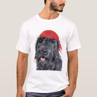 Camisa viva del edun de Rafael del pirata