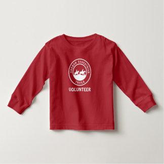 Camisa VOLUNTARIA del niño