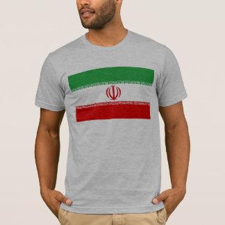Camisa y casquillo iraníes