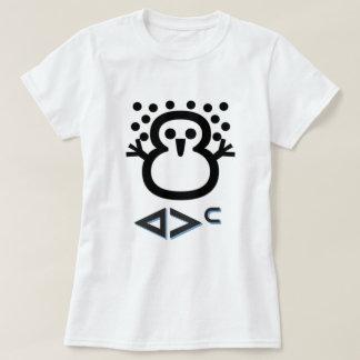 Camiseta ᐊᐳᑦ - nieve en Inuit