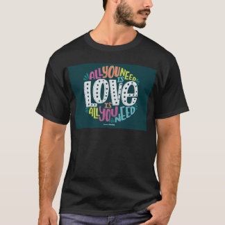 CAMISETA 0032-ALL-YOU-NEED-IS-LOVE-01