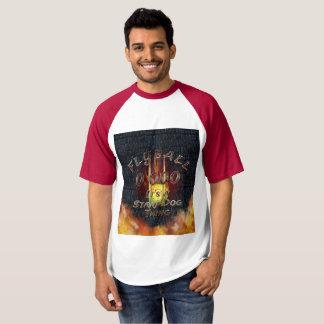 Camiseta 0,000 Flyball Flamz: ¡Es una cosa del perro del