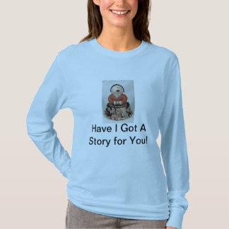 Camiseta 1031-1 del narrador