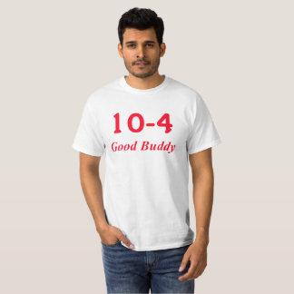 Camiseta 10-4 buen compinche