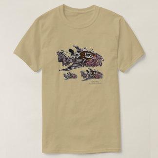 Camiseta 11 de los batallones del vapor - variante