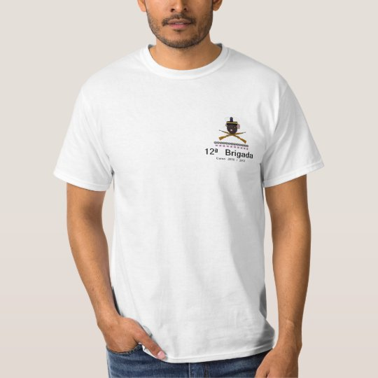 Camiseta 12 brigada enm