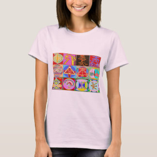 Camiseta 12 diseños de la cura de Reiki n Karuna Reiki