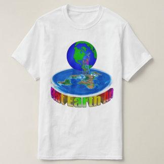 Camiseta $14,95 Arte de tierra plano original del pintor