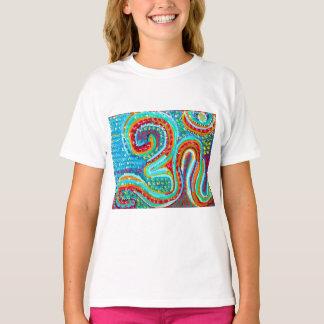 Camiseta 158 estilos 255 colorean el regalo de la yoga de