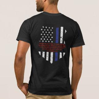 Camiseta 15:58 fino de los Corinthians de Blue Line 1