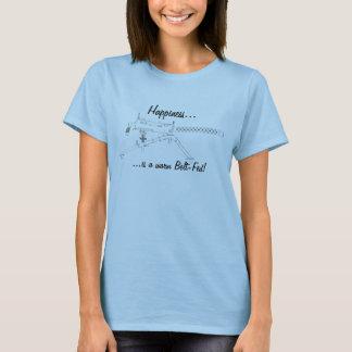 Camiseta 1919A4, felicidad…,… es un Correa-FED caliente