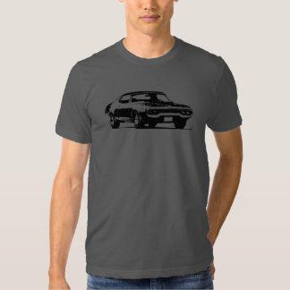 Camiseta 1971 de los correcaminos de Plymouth