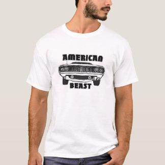 Camiseta 1971 del Barracuda de Plymouth