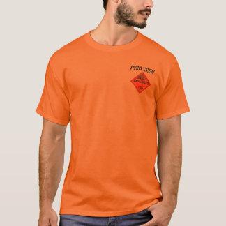 Camiseta 1.3G, EQUIPO PIRO - modificado para requisitos