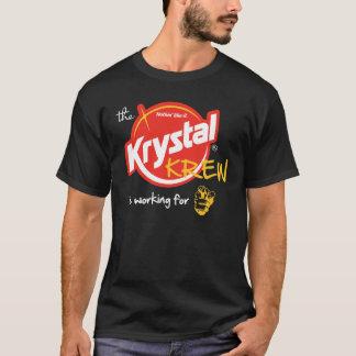 Camiseta 1r lugar de Krystal - funcionamiento del equipo