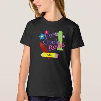 Camiseta 1r Rocas del grado para los chicas