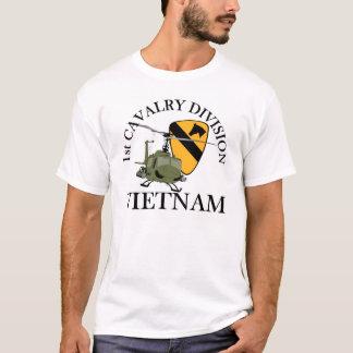 Camiseta 1r Veterinario de Cav Vietnam