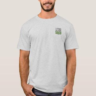 Camiseta 2006 del río de Saco (pequeña en frente)