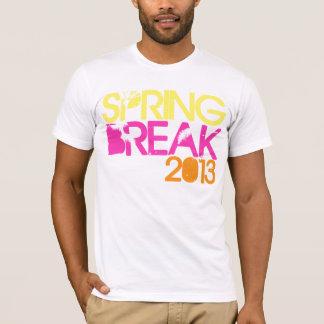 Camiseta 2013 de las VACACIONES DE PRIMAVERA
