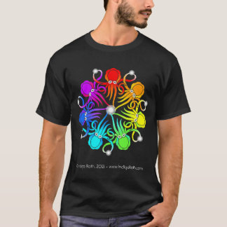 Camiseta 2013 del negro de CephNet (TM)