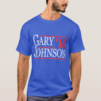 Camiseta 2016 de Gary Johnson